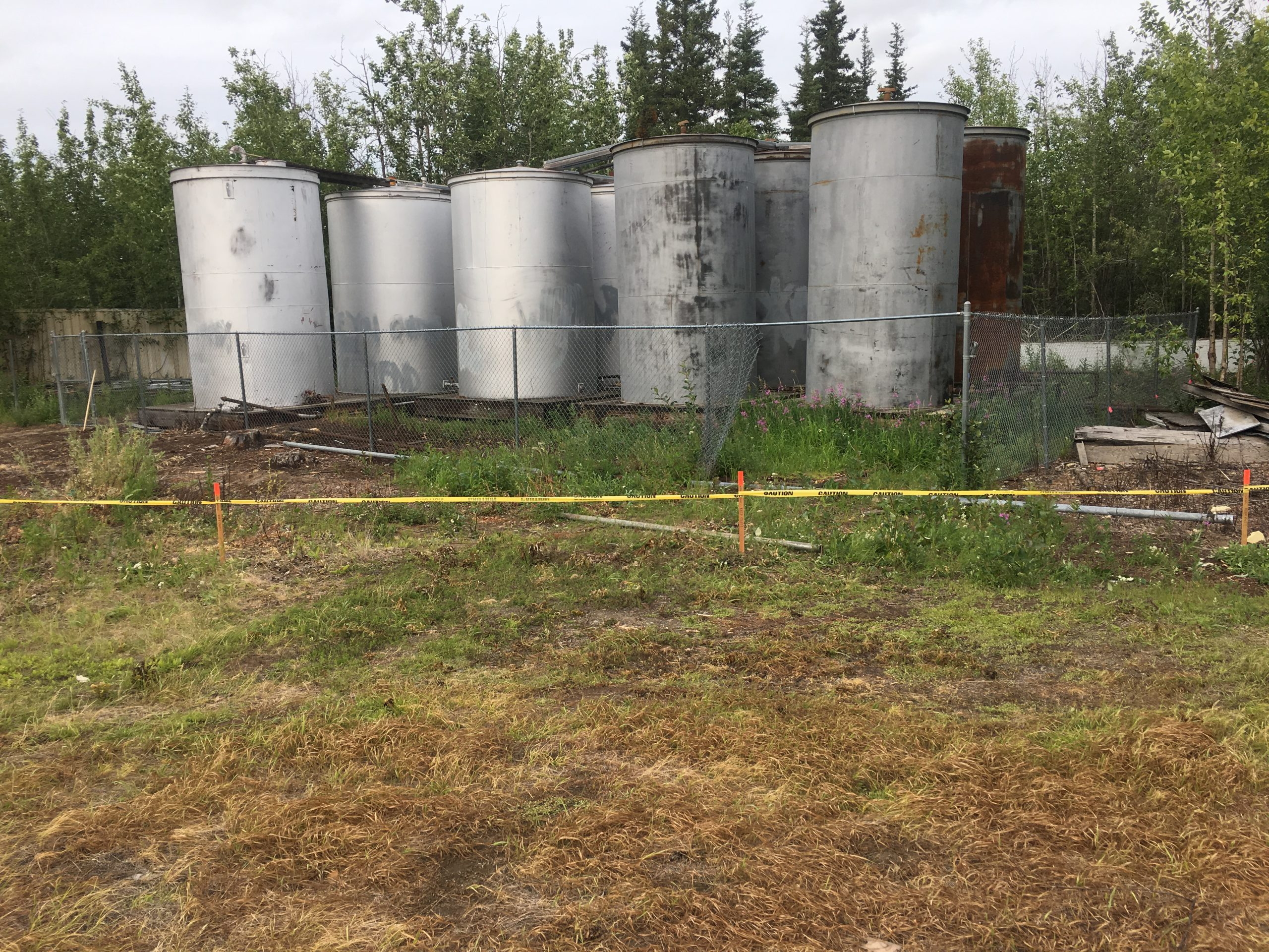 Rural Tank Farms